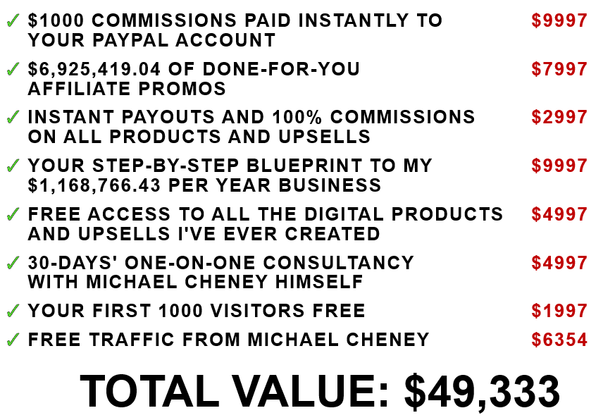 7 figure franchise with michael cheney commissionology by now youre probably so excited about this ridonkulous 7 figure franchise offer youve forgotten everything youre getting so heres a quick recap on malvernweather Images